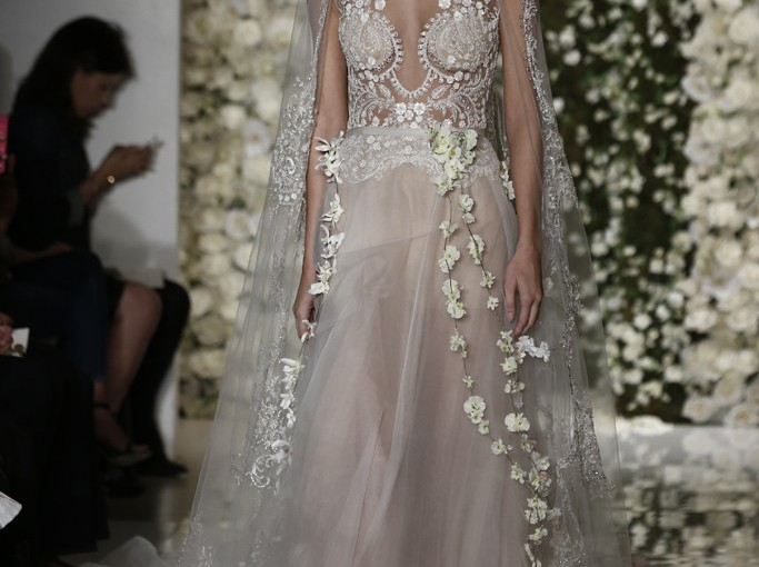 NYC Bridal Market- Fall Winter 2015 Trends