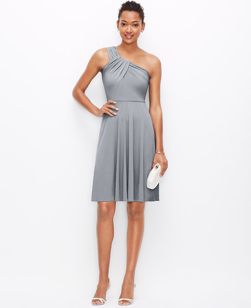Shades of Gray- Bridesmaid Dresses