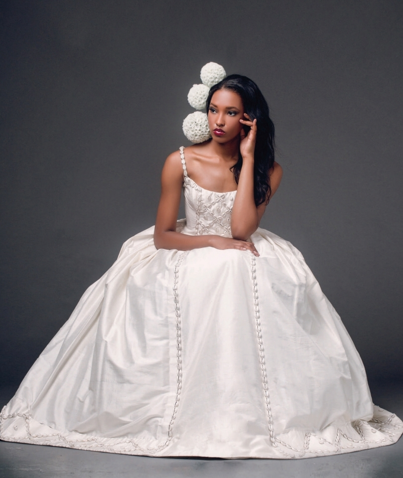 Therez Fleetwood Wedding Gowns: Black Designers In The Bridal Industry