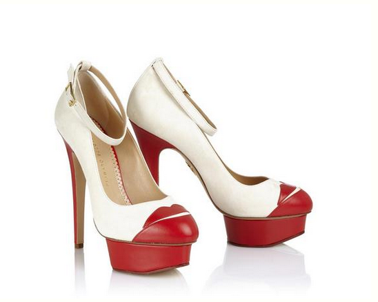 Charlotte Olympia Kiss shoes