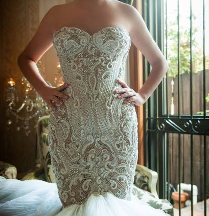 Gown of the Day- J\'Aton Couture – Fashion4Brides