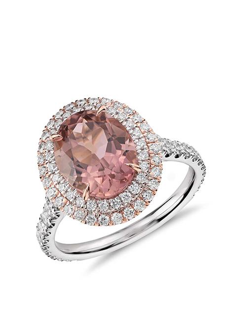 pink-engagement-rings-blue-nile-pink-tourmaline