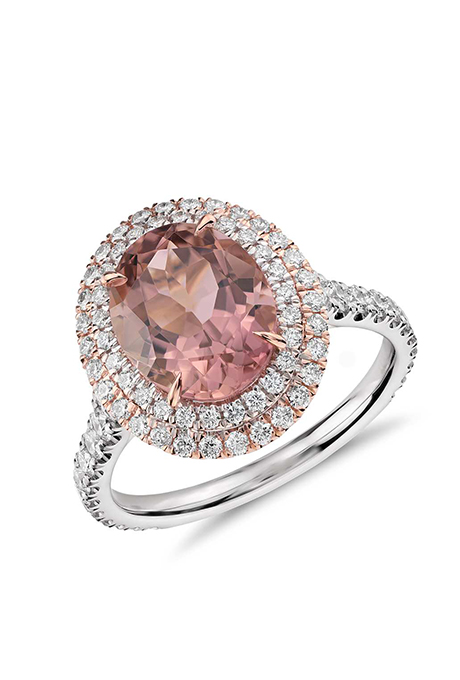 pink-engagement-rings-blue-nile-pink-tourmaline