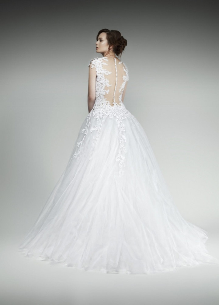 Designer of the Day: Zeina Kash (Dubai Bridal Market)