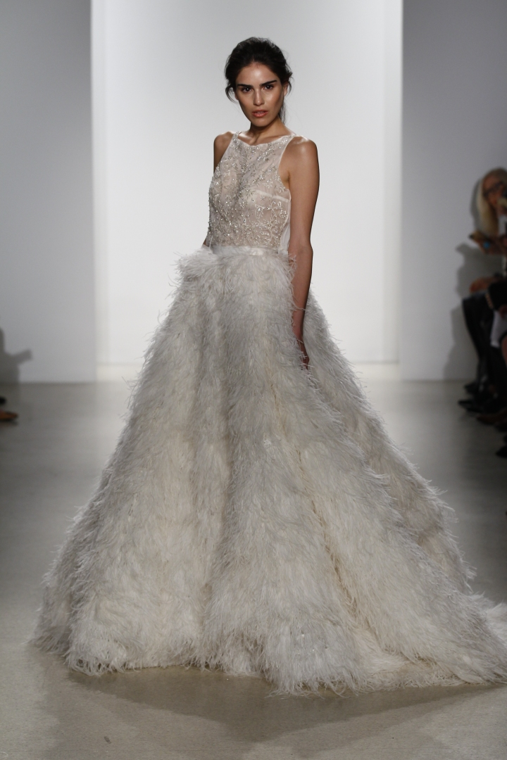 Kelly Faetanini Spring 2016 Wedding Gown Collection
