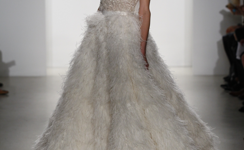 Kelly Faetanini Spring 2016 Wedding GownCollection