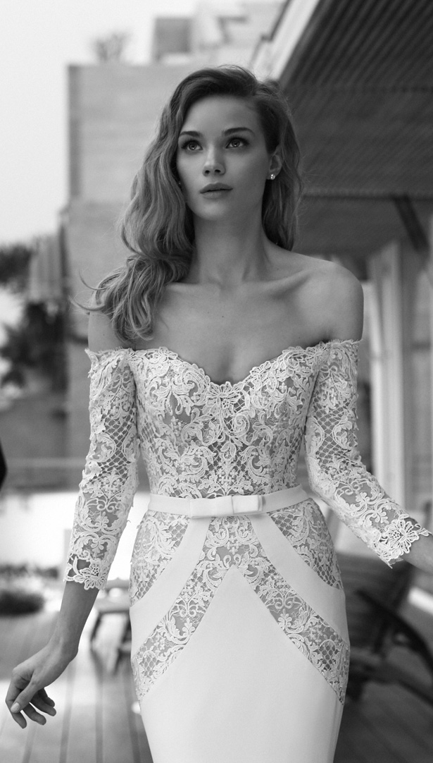 Designer to Watch- Lihi Hod Wedding Gowns