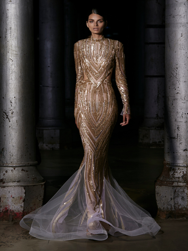 Gown of the Day: Steven Khalil – Fashion4Brides