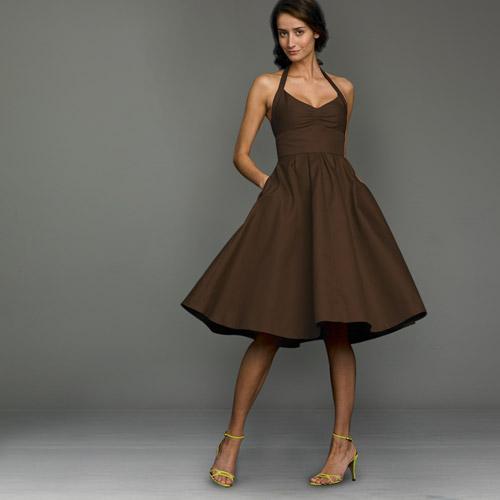Bridesmaid Dresses #nationalchocolateday