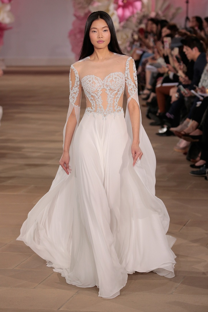 """Ines Di Santo Bridal Collection Spring 2017 - Runway"""