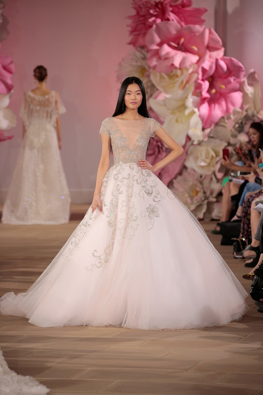 """Ines Di Santo Bridal Collection Spring 2017 - Runway"""