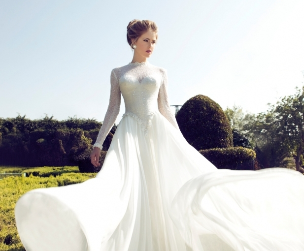 Gown of the Day- Nurit Hen
