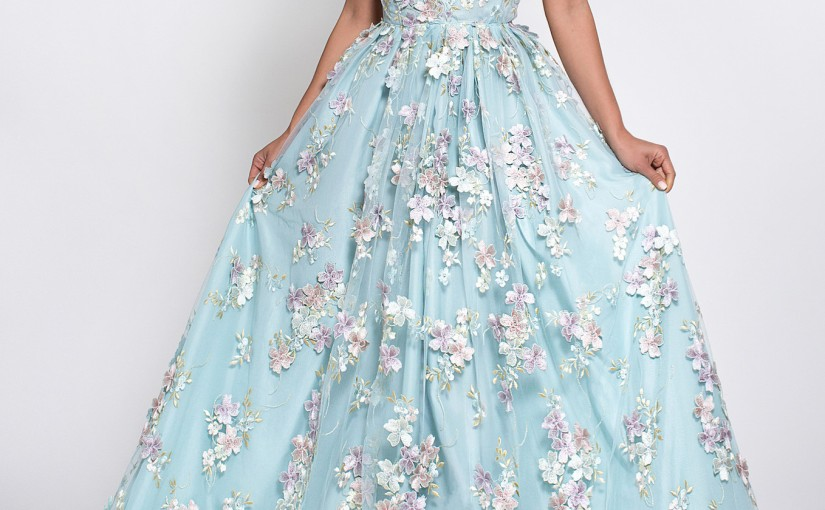 Gown of the Day -LURELLY