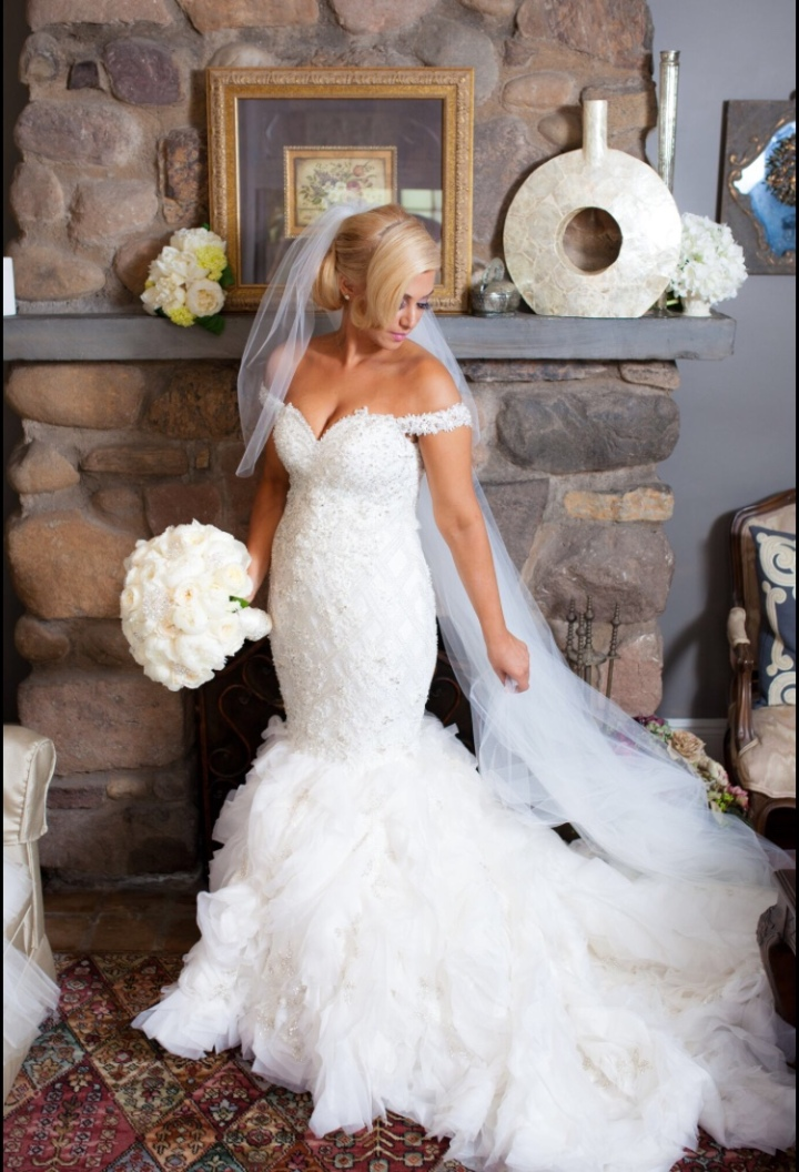 Bridal File: Bachlitzanakis Wedding