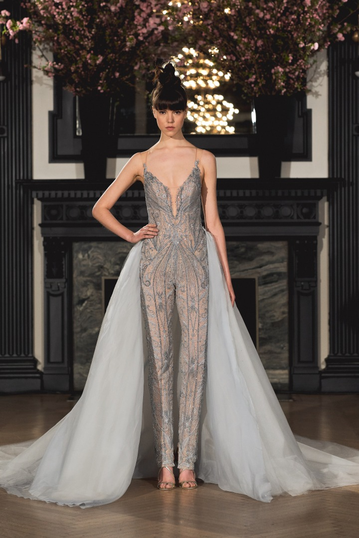 Ines Di Santo 'Modern Romance' Spring 2019 Bridal Collection