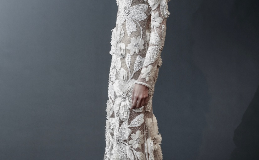 NAEEM KHAN Spring 2019 Bridal Collection