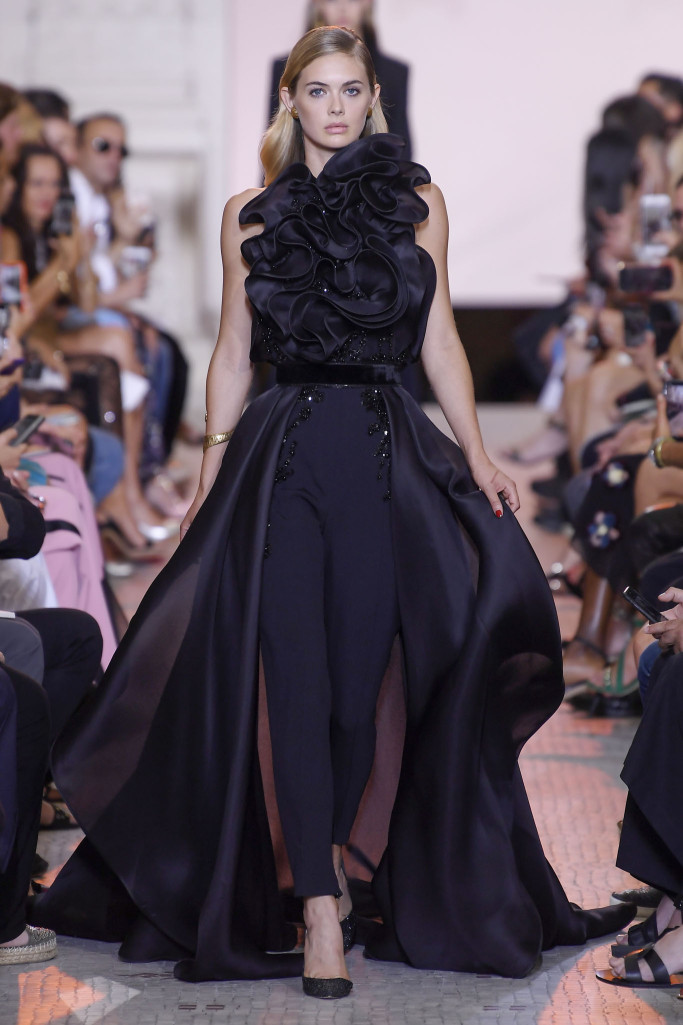 Elie Saab Couture Fall 2018