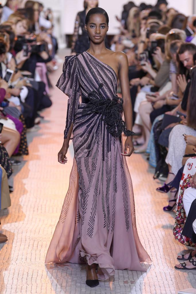 Elie Saab Paris CoutureCollection