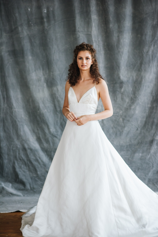 Bridal Fashion Editorial - Brooklyn NY by Chi-Chi Ari-54